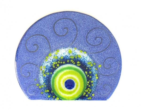 Fusingglas 17 x 20 cm / ohne Loch