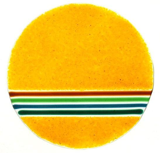 Fusingglas 12 cm