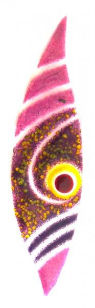 Fusingglas Sichel klein