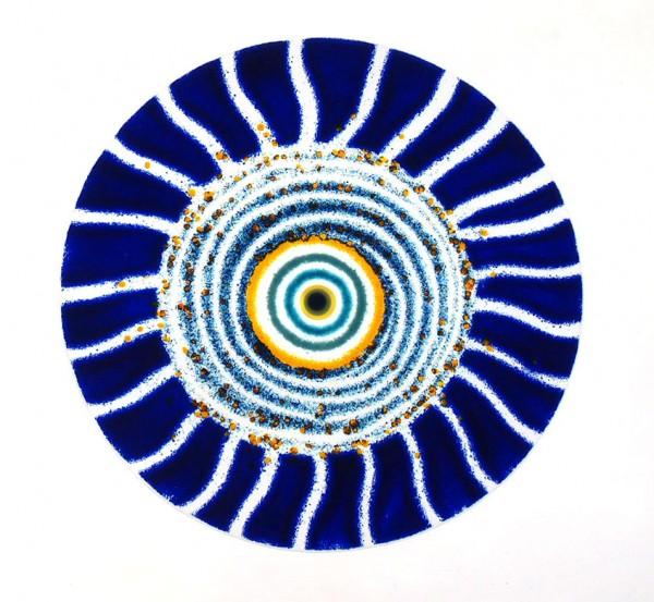 Fusingglas 30 cm