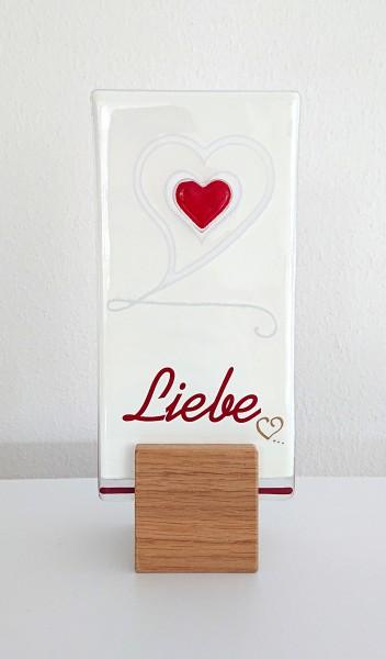 Hochzeitsobjekt Liebe