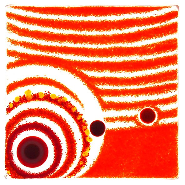 Fusingglas 12 x 12 cm