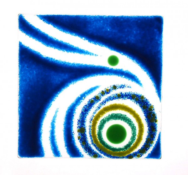Fusingglas 15 x 15 cm