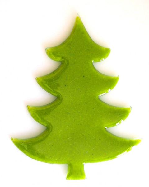 Fusingglas Tannenbaum 20 cm