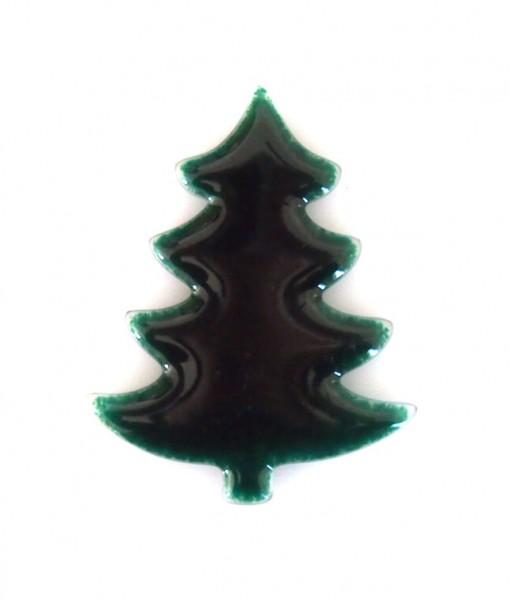 Fusingglas Tannenbaum 10cm