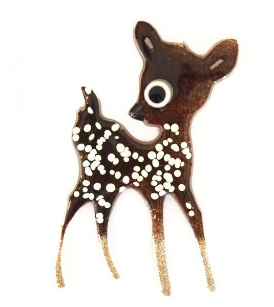 Fusingglas Bambi mittel