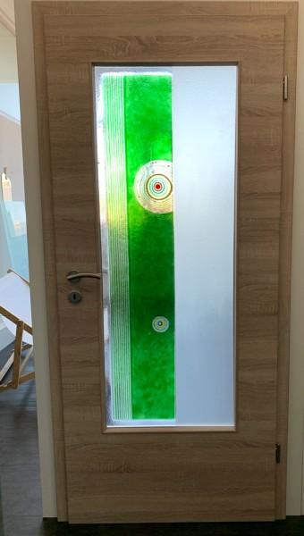 Glasfüllung für Zimmertüre