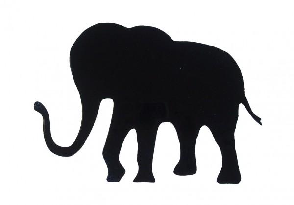 Fusingglas Elefant groß