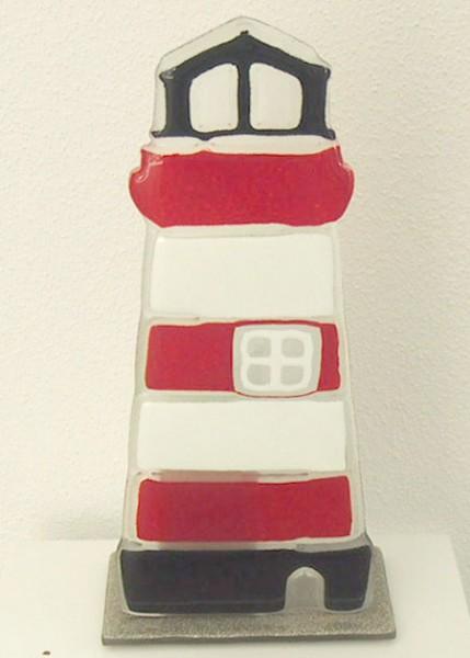 Fusingglas Leuchtturm 25 cm