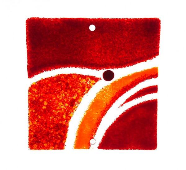 Fusingglas 13 x 13 cm