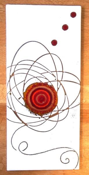 Fusingglas 18 x 40 cm
