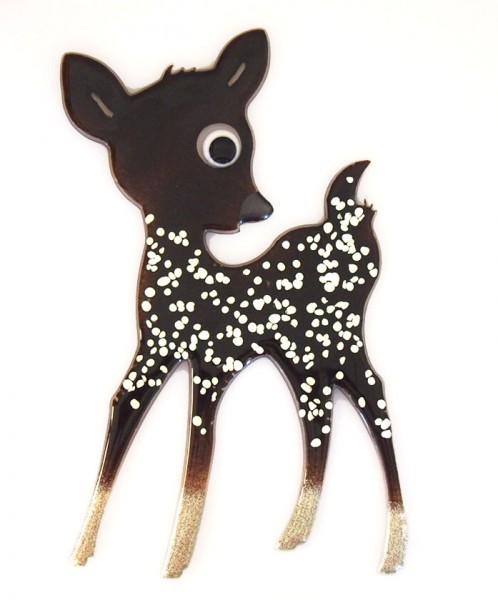 Fusingglas Bambi groß