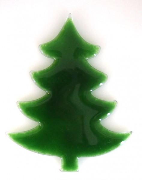 Fusingglas Tannenbaum 15 cm