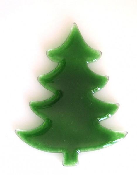 Fusingglas Tannenbaum 12 cm