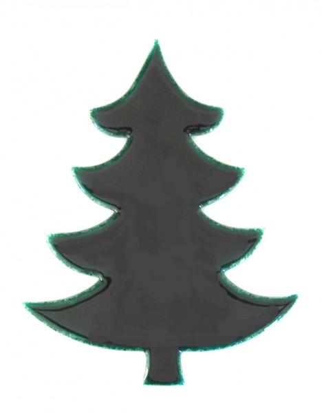 Fusingglas Tannenbaum 25 cm