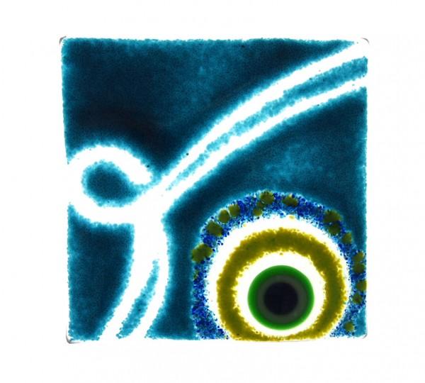 Fusingglas 10 x 10 cm