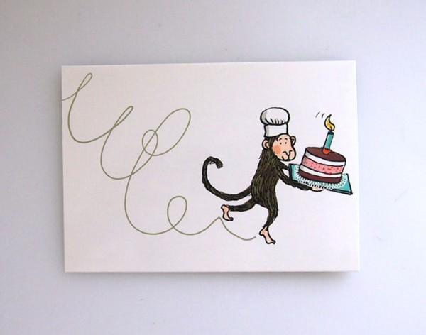 "Postkarte ""Glückwunsch"""