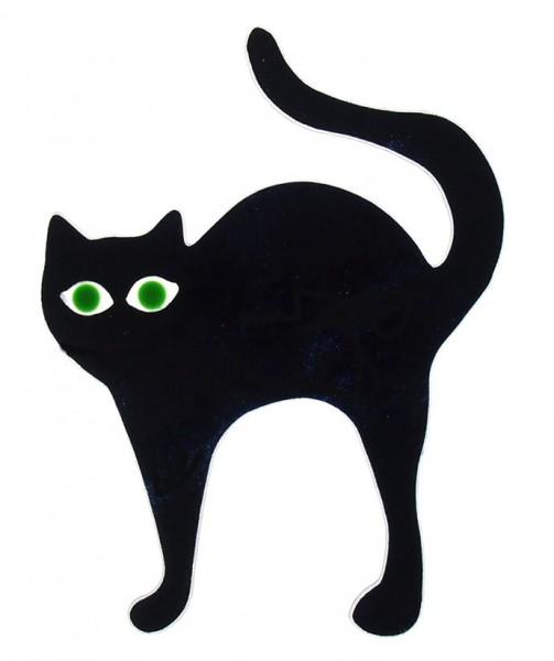 Fusingglas Katze