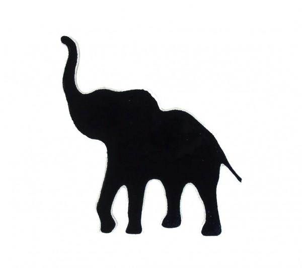 Fusingglas Elefant klein