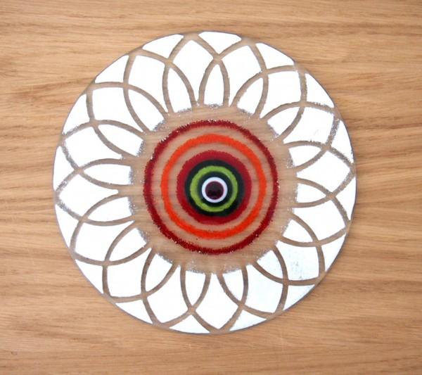 Fusingglas 20 cm