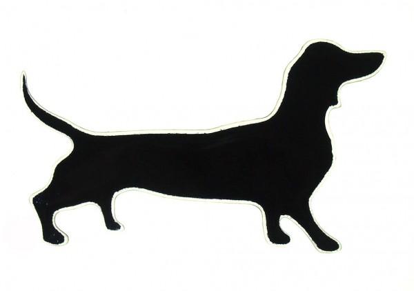 Fusingglas Hund