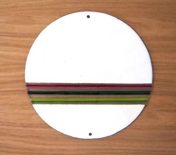 Fusingglas 24 cm