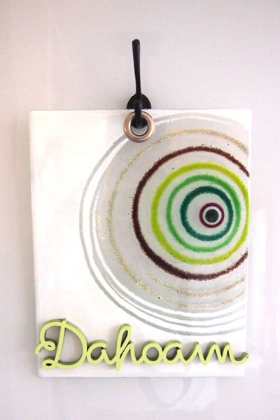 Fusingglas 20 x 25 cm