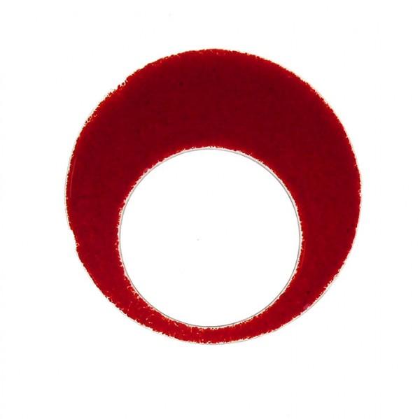 Fusingglas 10 cm Ring neues Modell