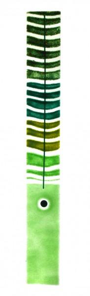 Fusingglas 10 x 80 cm