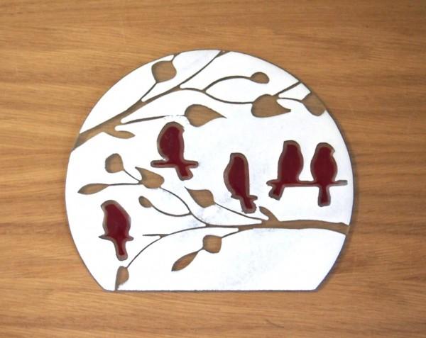 Fusingglas 17 x 20 cm