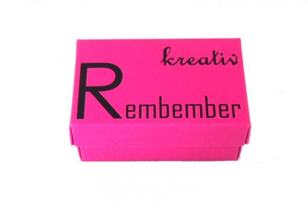 kreativ Remember